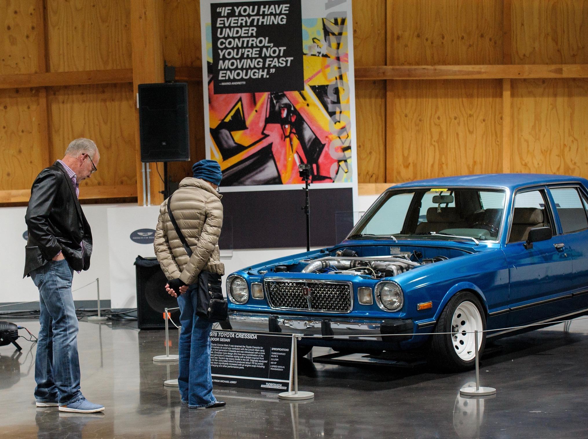 car museum, Tuners@ACM exhibit showcases next-gen hot rods, ClassicCars.com Journal