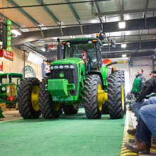 Mecum's Gone Farmin' closes 2018 with $4.8-million Iowa auction