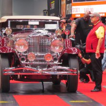 Mecum hits $25.2 million jackpot in Las Vegas