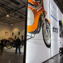 Mecum opens temporary motorcycle museum in Las Vegas