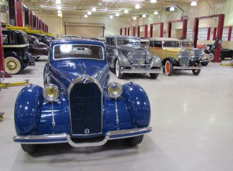SF art school consigns 52 more vehicles to Mecum Auctions