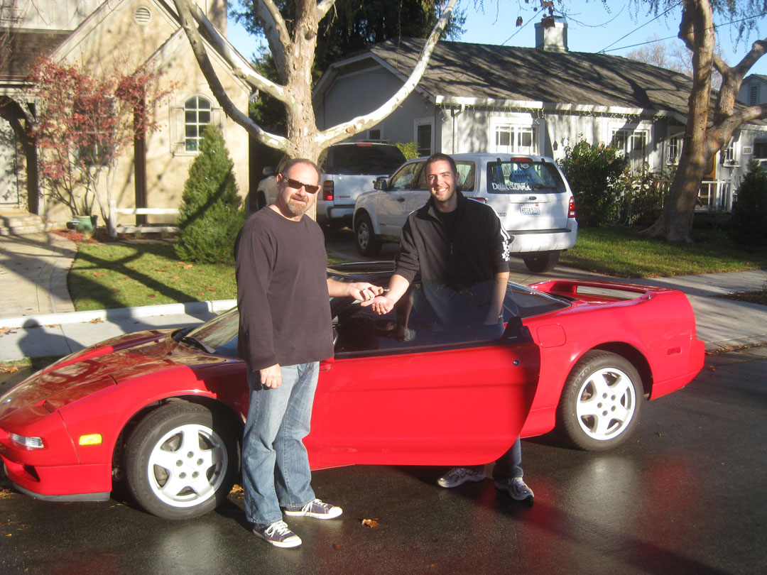 One car was all it took for Tyson Hugie to fall in love with Acura. | Tyson Hugie photos