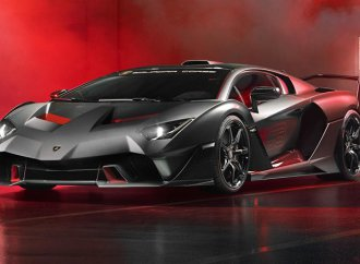 Lamborghini motorsport squad builds a wild one-off Aventador