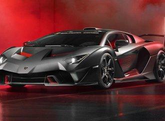 Lamborghini motorsport squad builds a wild one-off Aventador