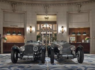 Britain's RAC launches historic awards program