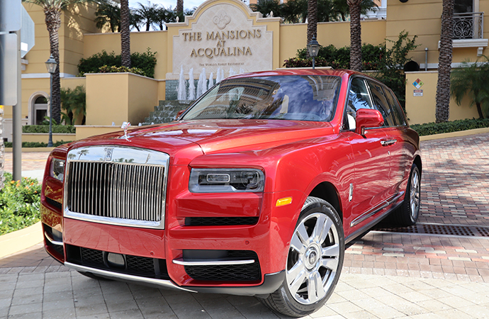 Florida penthouse priced at $38 million includes Rolls-Royce SUV