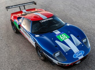 Superformance embraces the EcoBoost with Future Forty GT40