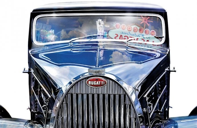 New Las Vegas concours planned, the Goodguys roll into Arizona