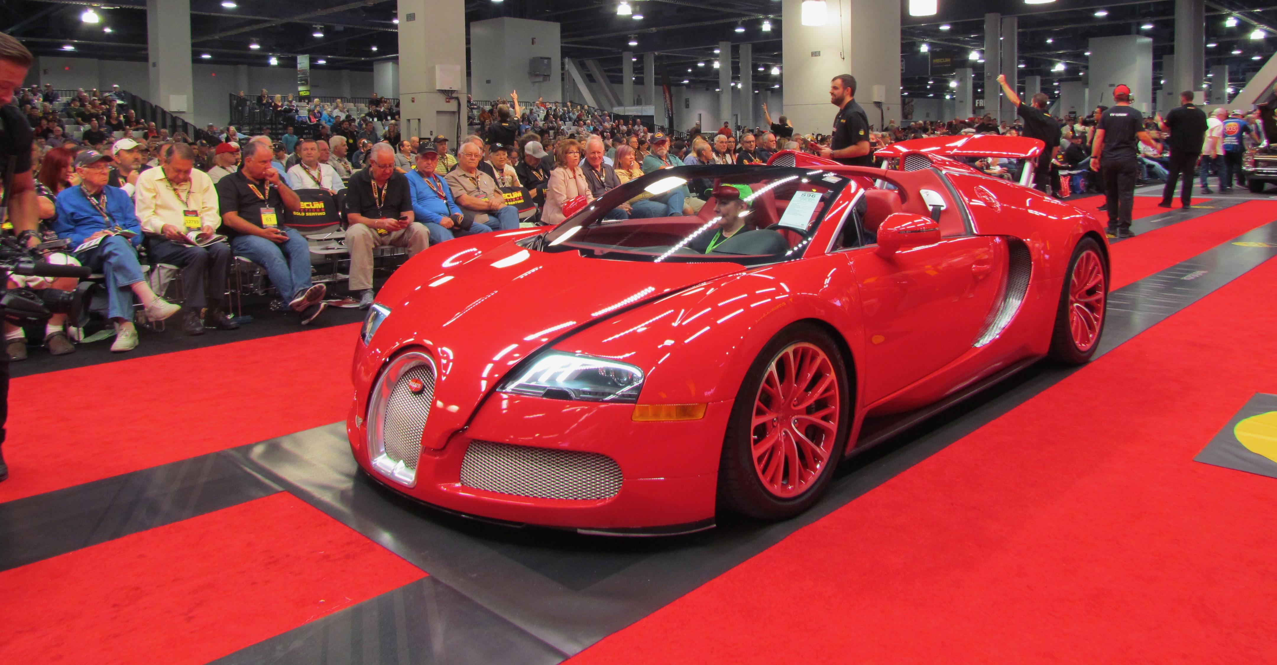 Las Vegas, Mecum hits $25.2 million jackpot in Las Vegas, ClassicCars.com Journal