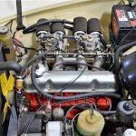 volvo p1800 B20 engine