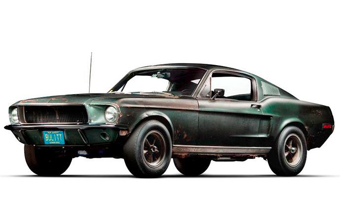 What's next for the original 'Bullitt' Mustang?