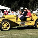 1912 Hudson 'Mile-a-Minute' Speedster driven by 2018 Honored Collector Paul Ianuario