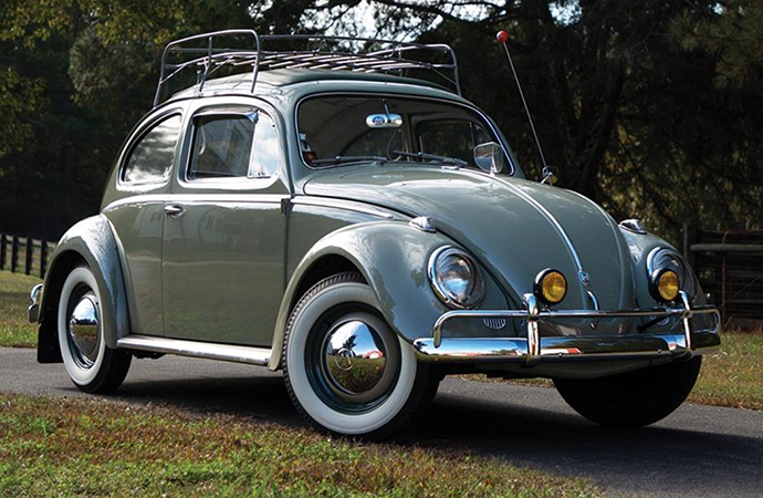 Data from Hagerty Classic Car Insurance shows younger generations are taking an interest in classic Volkswagens, such as this one listed on ClassicCars.com | ClassicCars.com photo