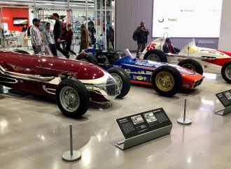 Petersen museum showcases Los Angeles, City of Speed