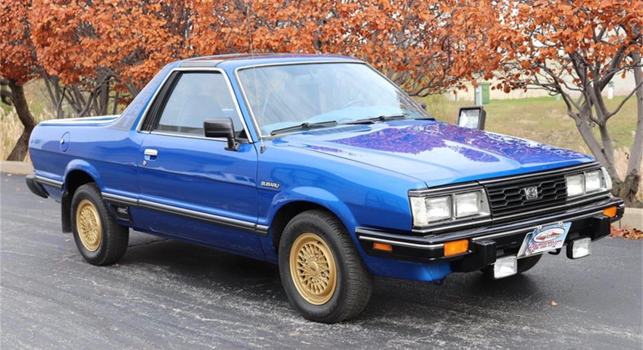 The Brat For Is A Very Nice Sold Rust Free Montana Vehicle Er Notes Adding That It Has 1 8 Liter Boxer 4 Cylinder Subaru Engine
