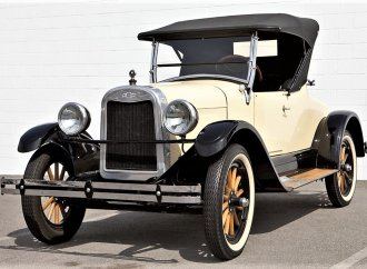 Handsome antique 1926 Chevy