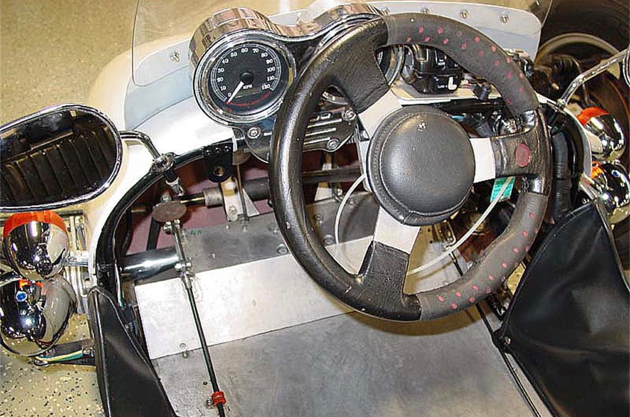 Trike, Harley trike has ties to Indy racing history, ClassicCars.com Journal