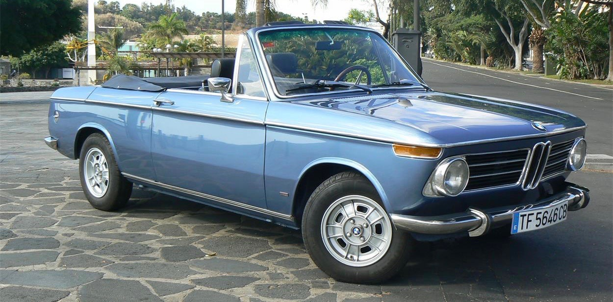 1971 BMW, '71 BMW 1600 cabrio has upgraded 2002 engine, ClassicCars.com Journal