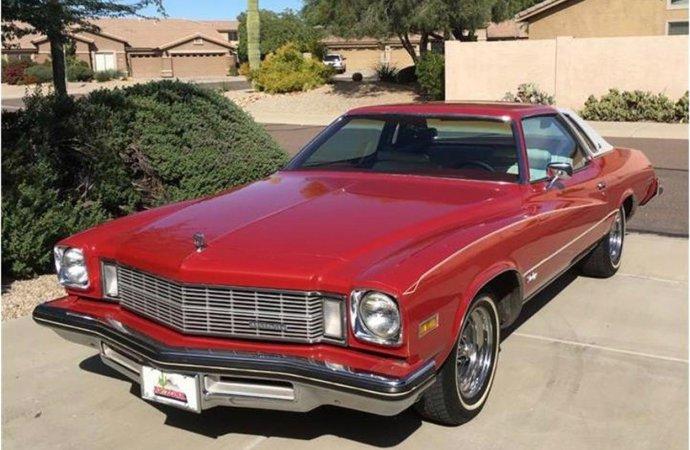 '75 Buick Century a sharp-looking survivor