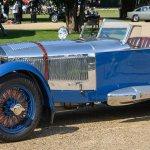1928 Mercedes-Benz – 3-4 Front