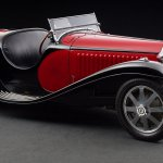 1933 Bugatti – 3-4 Front