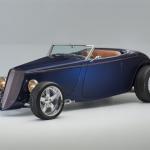 1933 custom ford roadster barrett-jackson