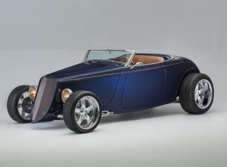 Barrett-Jackson countdown: Custom 1933 Ford roadster