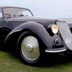 1937 Alfa Romeo – 3-4 Front Shot (1)