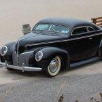 1940 Mercury coupe custom