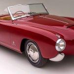 1953 Lancia 3-4 Front