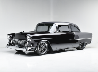 Barrett-Jackson countdown: Custom 1955 Chevrolet Bel Air