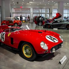 $22 million Ferrari sale boosts RM Sotheby's SoCal visit