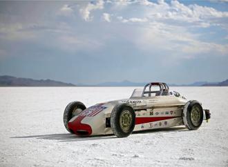 Barrett-Jackson countdown: 1957 A.J. Watson Indy roadster recreation