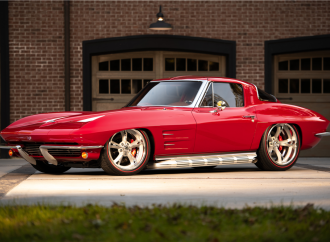 Barrett-Jackson countdown: 1963 Chevrolet Corvette custom split-window
