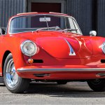 1963 Porsche 356 Carrera 06