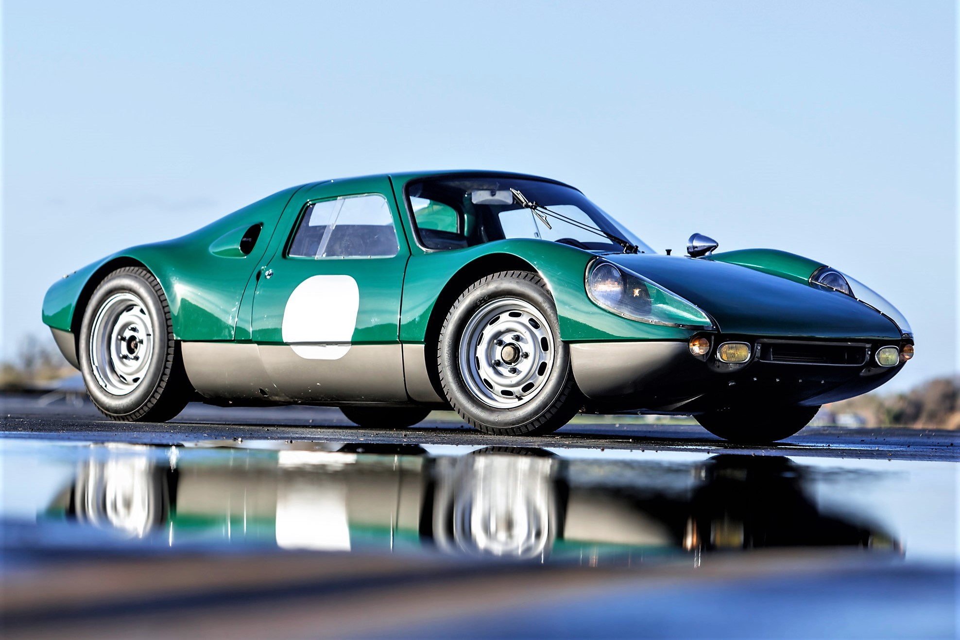 Robert Redford Porsche 904 Lambo Miura Sv To Highlight Bonhams Auction