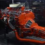 1965 CHEVROLET CORVETTE 396-425 CUTAWAY ENGINE DISPLAY barrett-jackson