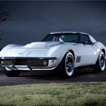 Barrett-Jackson countdown: 1968 Chevrolet Corvette L88