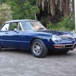 1969 Alfa Romeo 1750 Spider (Duetto) front angle 2000px
