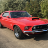 Barrett-Jackson countdown: 1969 Ford Mustang Boss 429 fastback