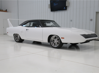 Barrett-Jackson countdown: 1970 Plymouth Satellite Superbird re-creation