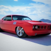 Barrett-Jackson countdown: Custom 1971 Plymouth Barracuda