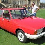 1977 Chrysler Alpine 18 bos