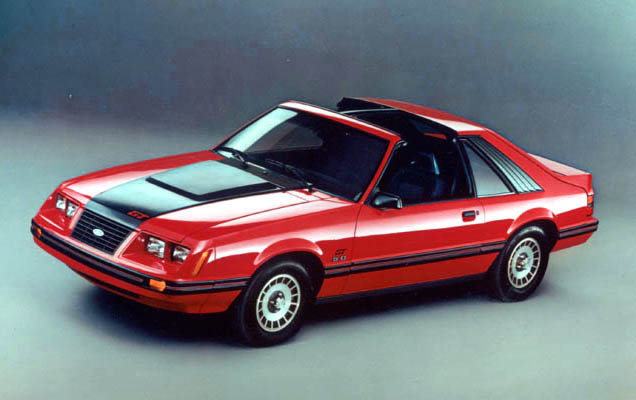 Take a walk back through the history of the Ford Mustang GT.   Ford Motor Company photos