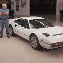 1984 Ferrari 308 GTB pops into 'Jay Leno's Garage'