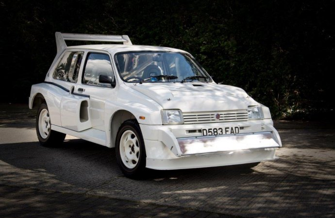 'Killer Bee' homologation special heads to auction