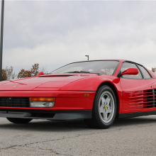 Barrett-Jackson countdown: 1988 Ferrari Testarossa