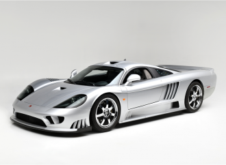 Barrett-Jackson countdown: 2005 Ford Saleen S7 twin turbo