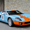Barrett-Jackson countdown: 2006 Ford GT Heritage Edition