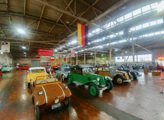 Much more than minicars at Lane Motor Museum